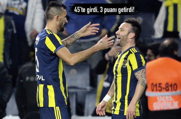 Fenerbahçe: 2  Kardemir Karabükspor: 0 | MAÇ SONUCU Fenerbahçe Karabükspor maçı özeti