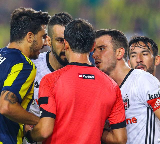 Fenerbahçe-Beşiktaş derbisinde görev yapan Cem Satman'ın FIFA kokartı alındı