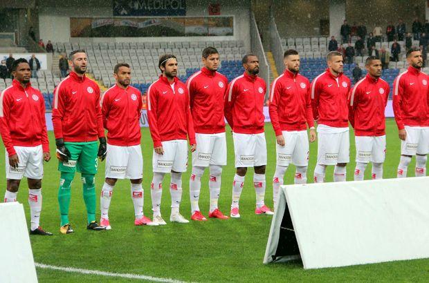Antalyaspor, geçen sezonki başarısından uzak