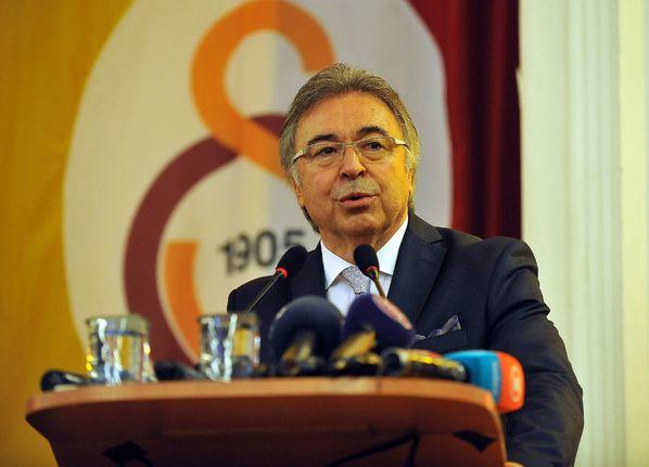 Galatasaray'da başkanlık için Özbek'in ilk rakibi, adaylığını açıkladı