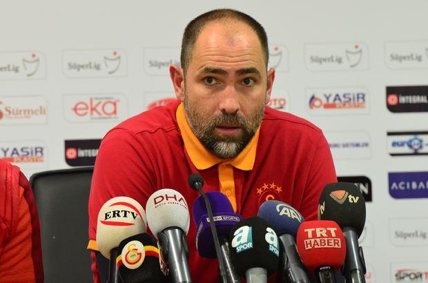 Tudor, Galatasaraylı futbolcularla vedalaştı