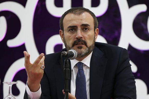 AK Parti Sözcüsü Ünal'dan BAE Dışişleri Bakanı'nın tweetine tepki