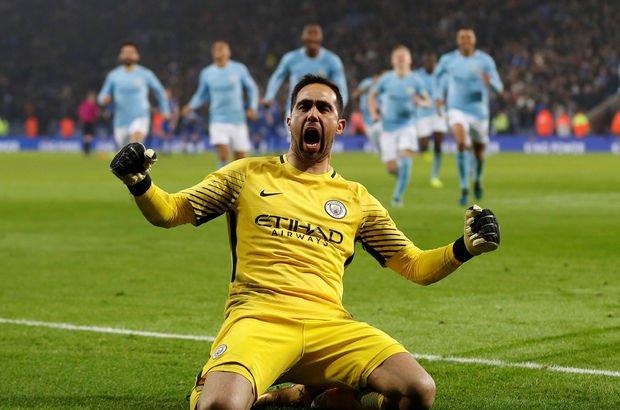 Manchester City yarı finalde
