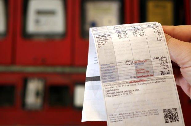 Elektrik Dağıtım Hizmetleri Derneği Elektrik faturaları