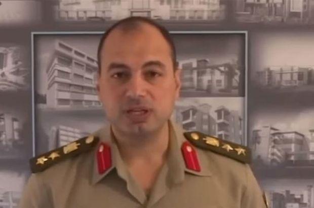 Mısır'da cumhurbaşkanlığına aday olan albaya 6 yıl hapis!