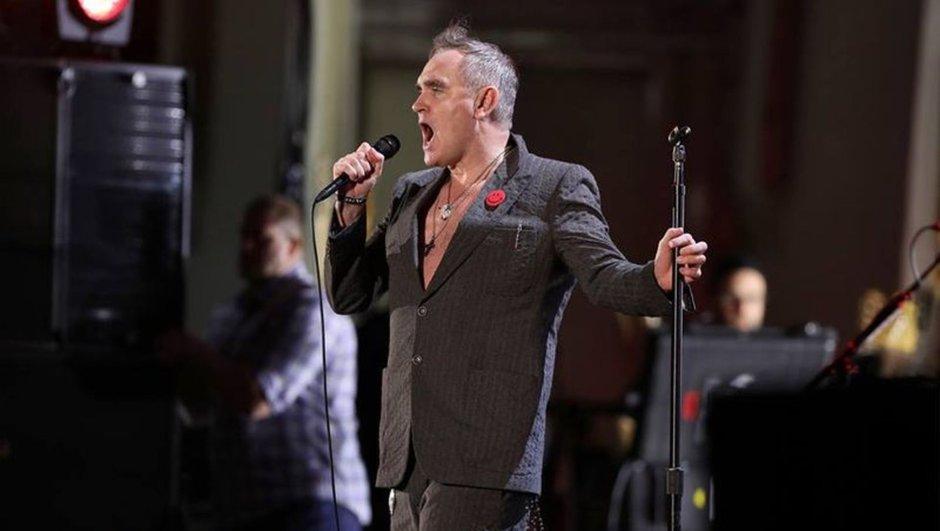 Morrissey'den itiraz: Tacizcileri savunmadım!
