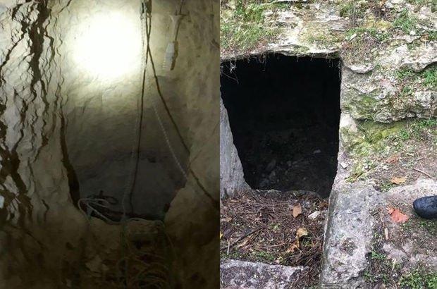 Siirt'te terör örgütü PKK'ya ait 2 tünel bulundu