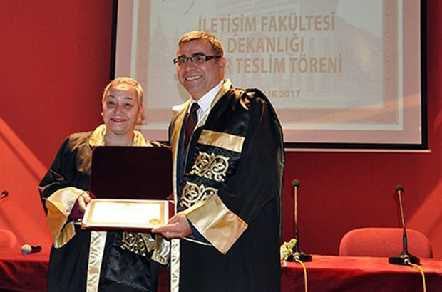 İstanbul Üniversitesi İletişim Fakültesi'nde görev değişimi