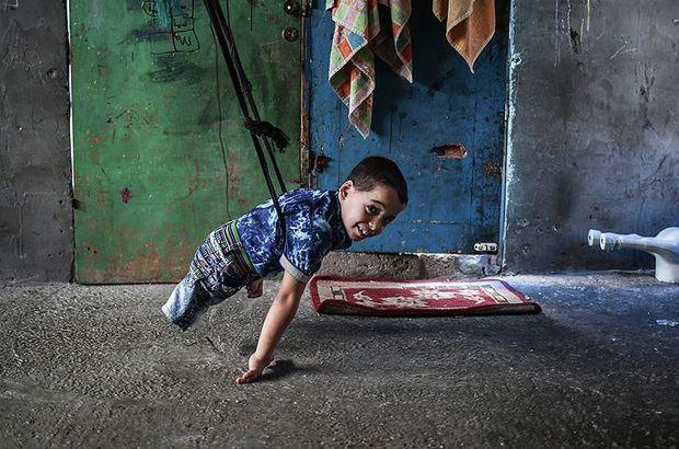 Gazzeli engelli kardeşler için Türkiye devreye giriyor