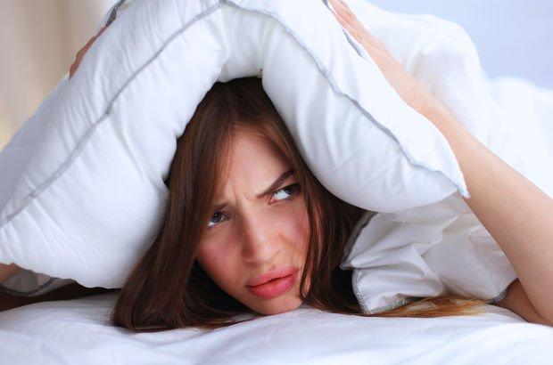 Çene problemleri uykusuzluk yapar mı?