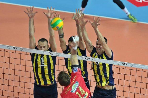 Fenerbahçe: 0 - Sir Colussi Sicoma: 3 | MAÇ SONUCU - Voleybol haberleri - Fenerbahçe haberleri