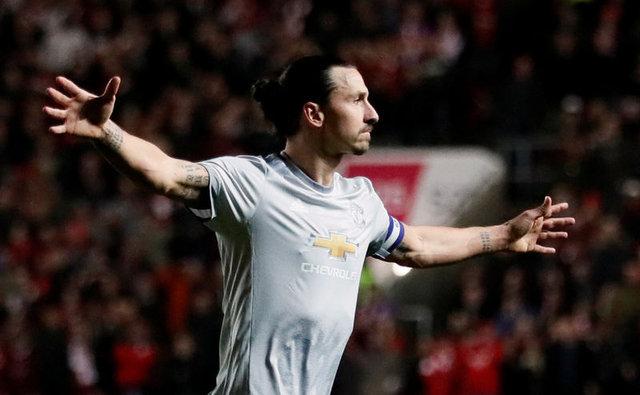 Manchester United, Bristol City'ye yenilerek Lig Kupası'ndan elendi!