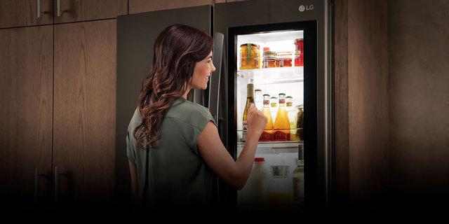 LG, hayatı kolaylaştıran teknolojilere odaklandı
