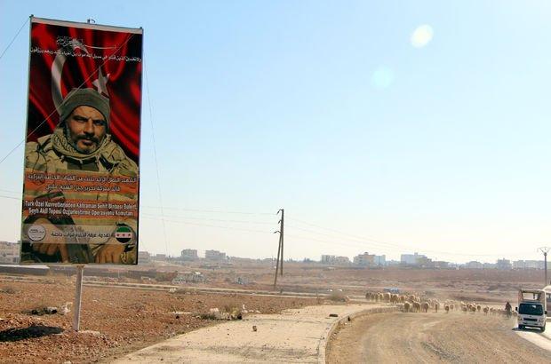 16 askerin şehit olduğu Akil Tepesi, 'Albayrak Tepesi' oldu
