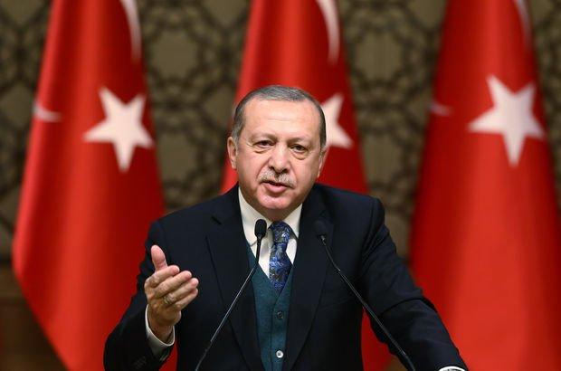Son Dakika... Cumhurbaşkanı Erdoğan'dan BM'nin Kudüs kararına ilişkin açıklama