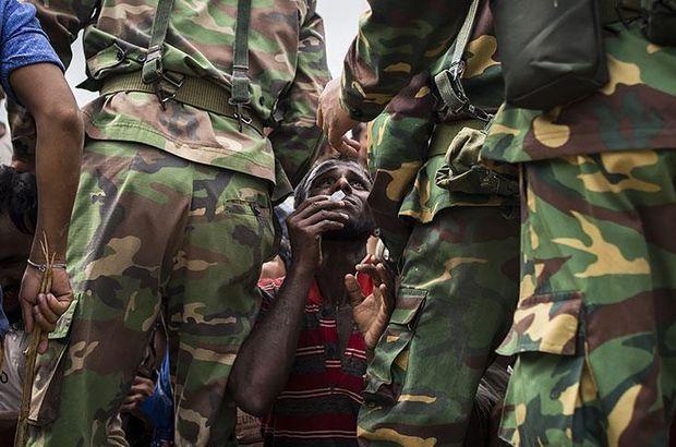 ABD, Myanmar ordusunun eski generalini kara listeye aldı