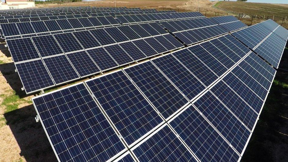 Yerli güneş paneli 1 yıl sonra hazır