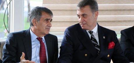 Beşiktaş Başkanı Fikret Orman ve yöneticilerden Bayern Münih maçı yorumu