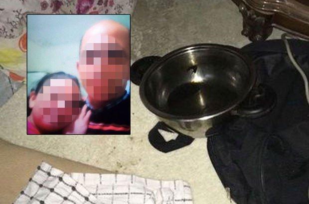 Adana'da büyük skandal! Kuma getirmek isteyen kocasını kızgın yağ ile yakmış
