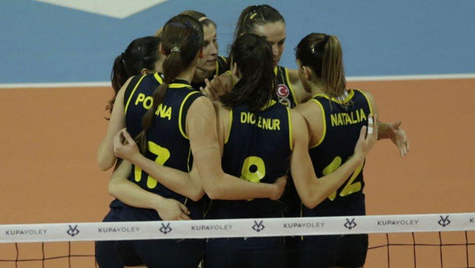 Fenerbahçe: 3 - Seramiksan: 0
