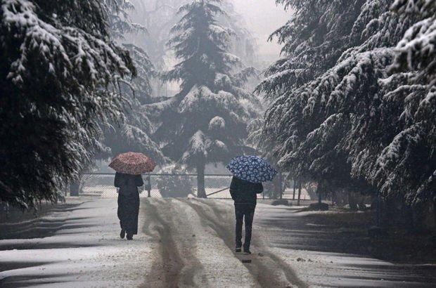 İstanbul'a kar ne zaman yağacak? - Meteoroloji son dakika hava durumu uyarıları! Kar iyice yaklaştı