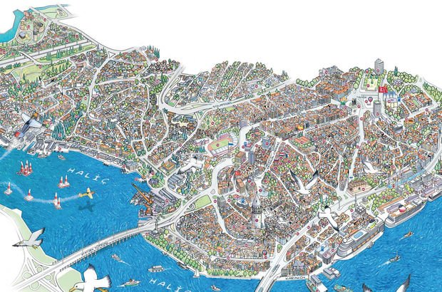İstanbul'da Noel turu