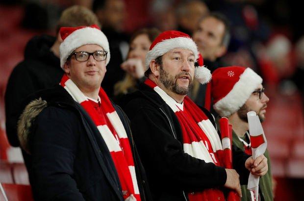 Avrupa ligleri Noel tatiline giriyor