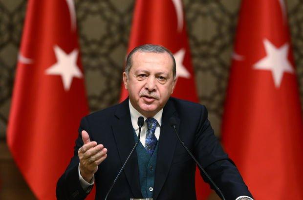 Cumhurbaşkanı Erdoğan: İsrail bir işgal devletidir!