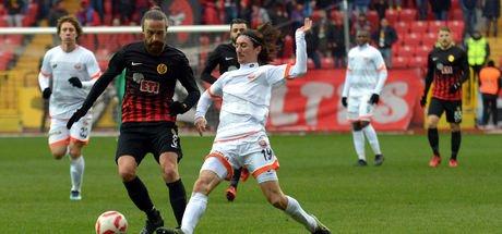 Eskişehirspor: 1 - Adanaspor: 2