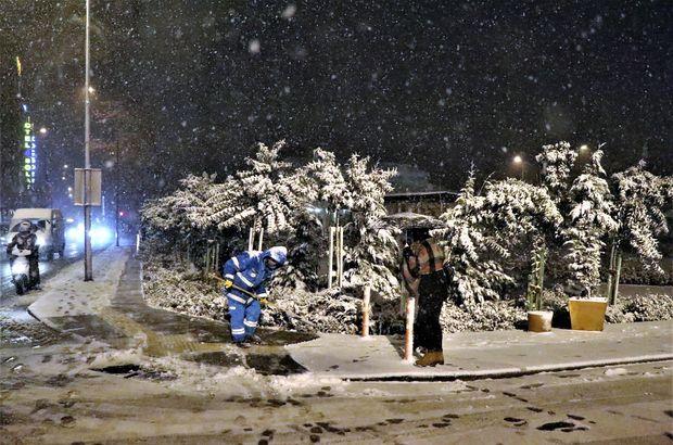 İstanbul'da kar yağışı başladı mı? - Meteoroloji son dakika hava durumu uyarısı!