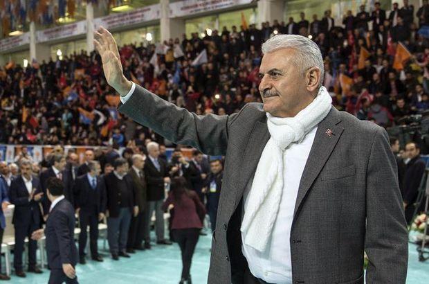 Başbakan Yıldırım: Türkiye, demokrasi ve refah yolunda asla geri adım atmayacak