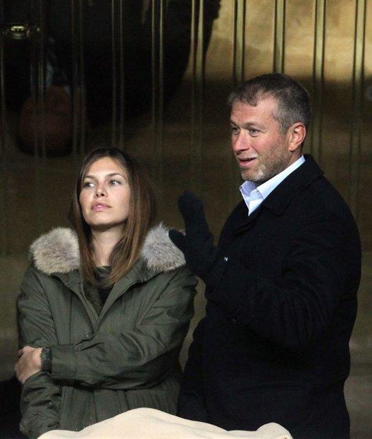 Roman Abramovic'in eski eşi Daria Zhukova tatilde