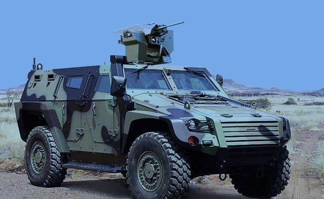 Türkiye'nin yeni zırhlısı ilk kez görücüye çıkıyor...