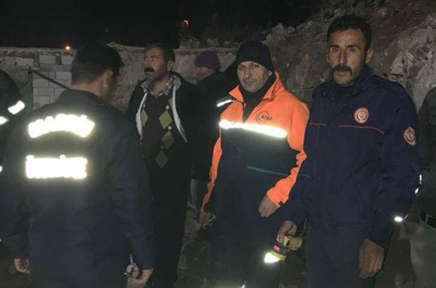 Mardin'de ahırın tavanı çöktü: 74 hayvan telef oldu