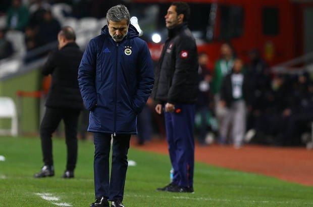 Aykut Kocaman: Yara aldık yere düşmedik - Fenerbahçe haberleri