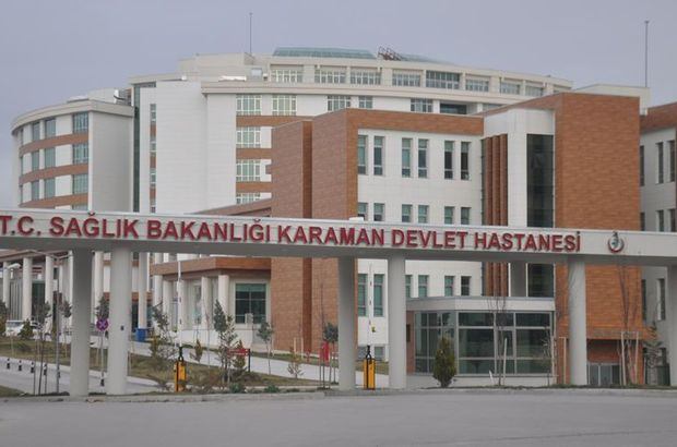 Karaman'da öğrenci servisi devrildi! 10 yaralı