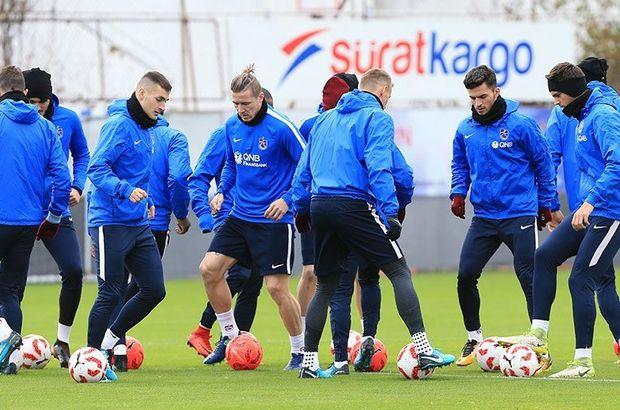 Trabzonsporda Konyaspor mesaisi başladı 78