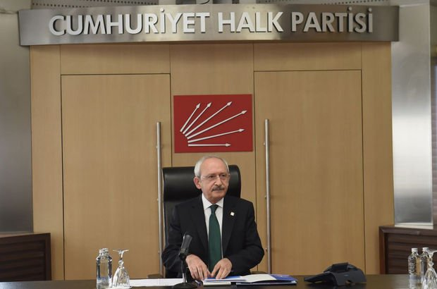 Son dakika gelişmesi! Kılıçdaroğlu, CHP MYK'yı olağanüstü toplantıya çağırdı