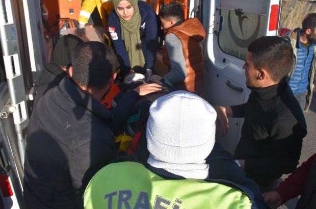 Kars'ta 7 asker kazada yaralandı