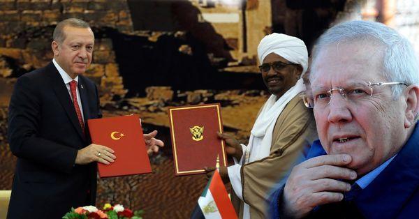 Cumhurbaşkanı Erdoğan'ın Sudan ziyareti sürüyor