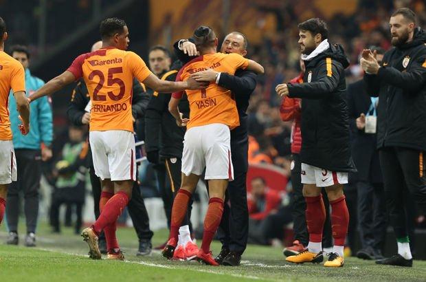Galatasaraylı yıldızlar Terim'i konuşuyor!
