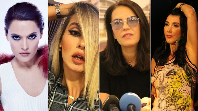 Demet Akalın'ın Dilay Korkmaz hakkında söylediği sözlere Hande Yener ve Yeşim Salkım'dan tepki