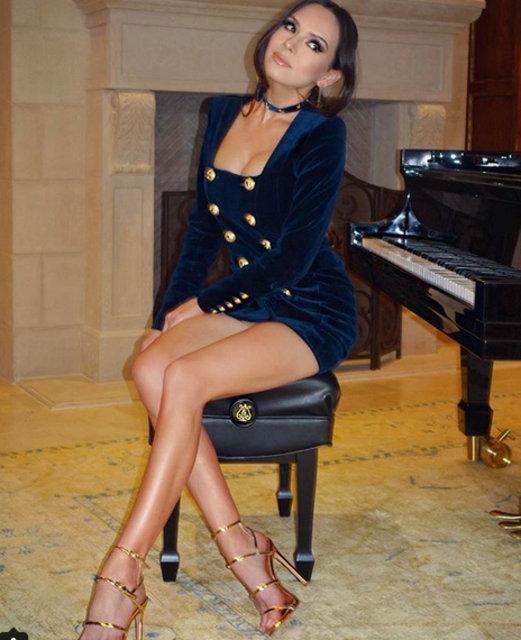 Sosyal medyayı sallayan piyanist: Lola Astanova