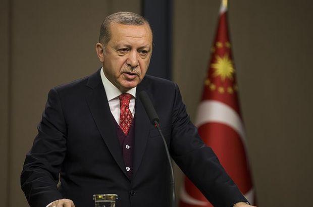 SON DAKİKA! Cumhurbaşkanı Erdoğan Çad'da konuşuyor