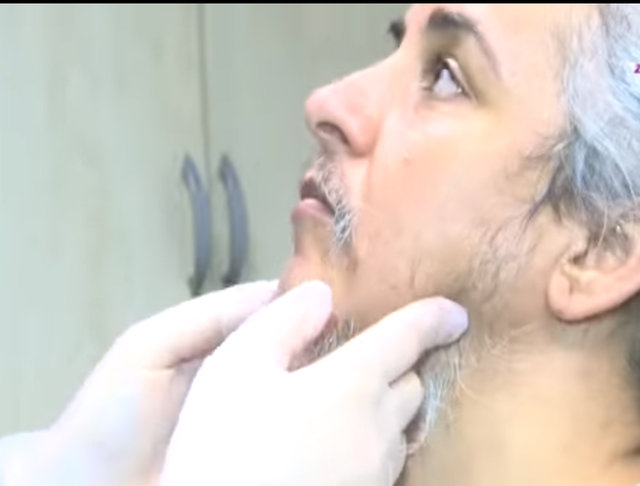 Zahide Yetiş'in programında sakalları ile gündeme gelen Aynur'un son hali şaşırttı!