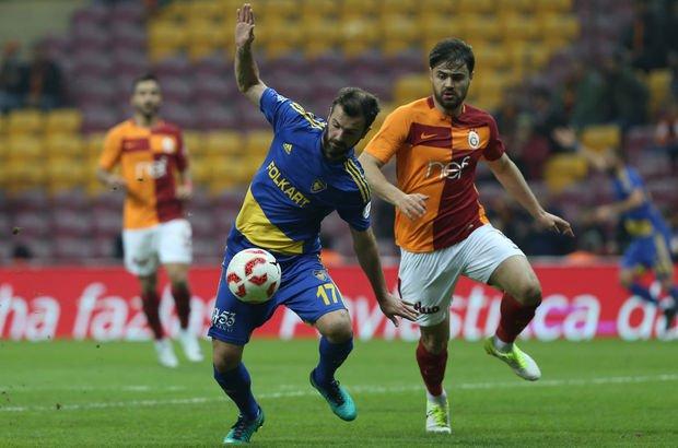 Celal Bölgen: Galatasaray ile oynamanın verdiği baskıyı yenemedik