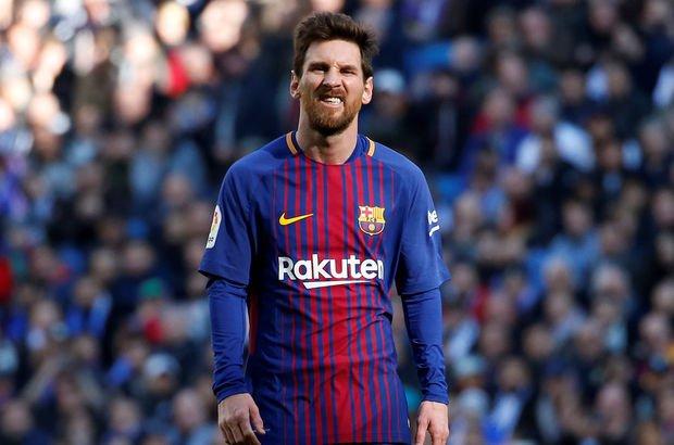 Messi'nin akıl almaz istatistiği!