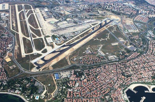 Ulaştırma, Denizcilik ve Haberleşme Bakanlığı Atatürk Havalimanı Ahmet Arslan