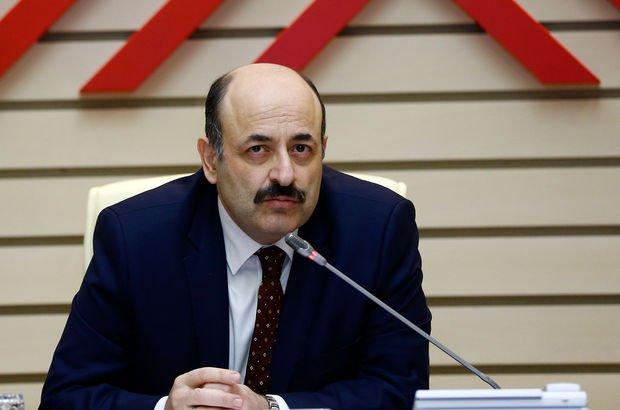 YÖK Başkanı Saraç: YÖK tarihinde bir ilk yaşanıyor