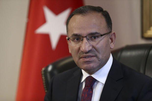 Bozdağ'dan CHP'li Aldan'ın KHK açıklamalarına tepki